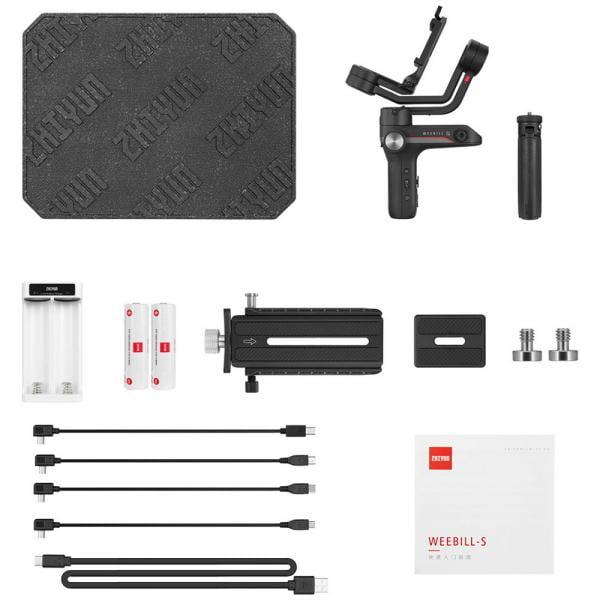 Zhiyun WEEBILL S Zoom Focus Pro Kit