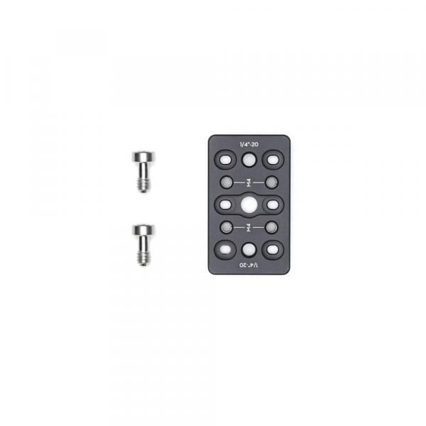 DJI Ronin-S/SC - Cheese Plate Multifunktionsplatte