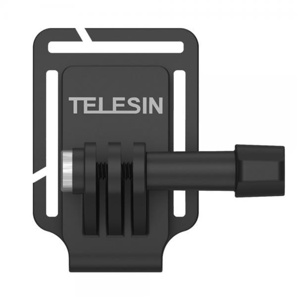 Telesin Backpack und Cap Clip