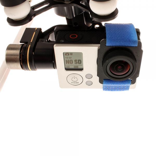 Gimbal Strap Halterung für die GoPro red HERO1+2