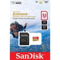SanDisk 32GB microSDHC Extreme C10 V30 A1 100MB/s