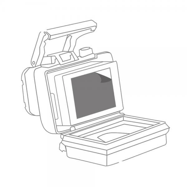 Gapder Anti Reflex LCD Touch