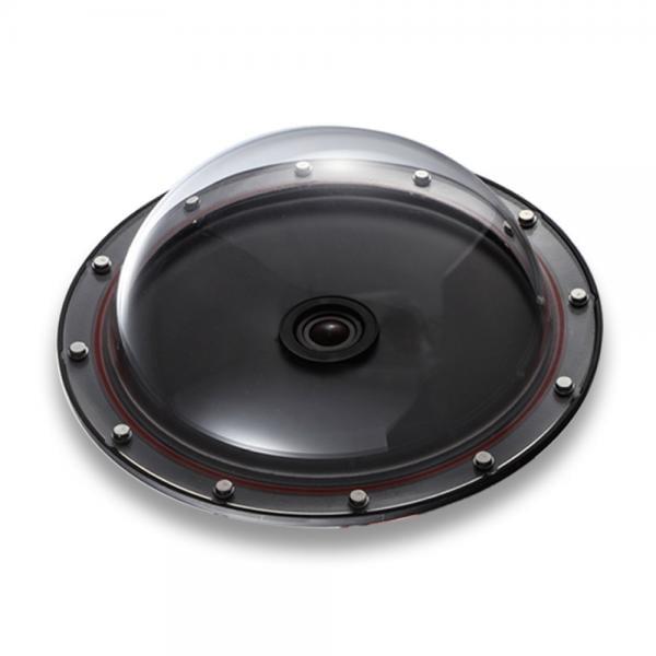 Telesin Dome-Port V3 incl. Trigger für HERO3, 3+ & 4