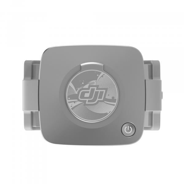 DJI OM Handyklemme mit Zusatzlicht