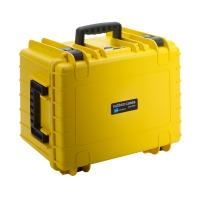 B&W Outdoor Case 5500 yellow SI