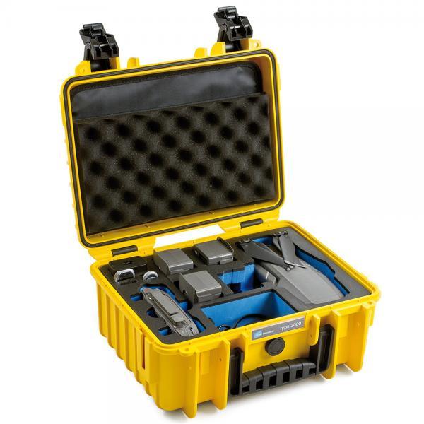 B&W DJI Mavic 2 (Pro/Zoom) incl. Fly More Kit Case 3000