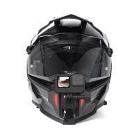 Telesin Motorradhelm Kinn-Halterung V2
