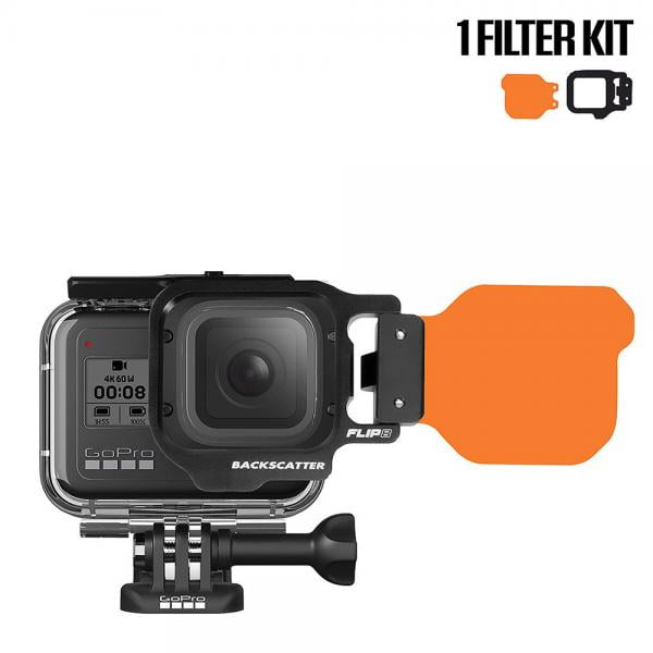 Backscatter FLIP8 1-Filter Kit für HERO5-8 Black