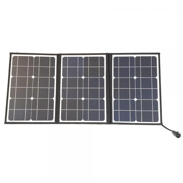 B&W 100 Watt Solarzelle by TRONOS