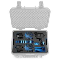 B&W Case 4000 Custom Einsatz für HERO9 Black