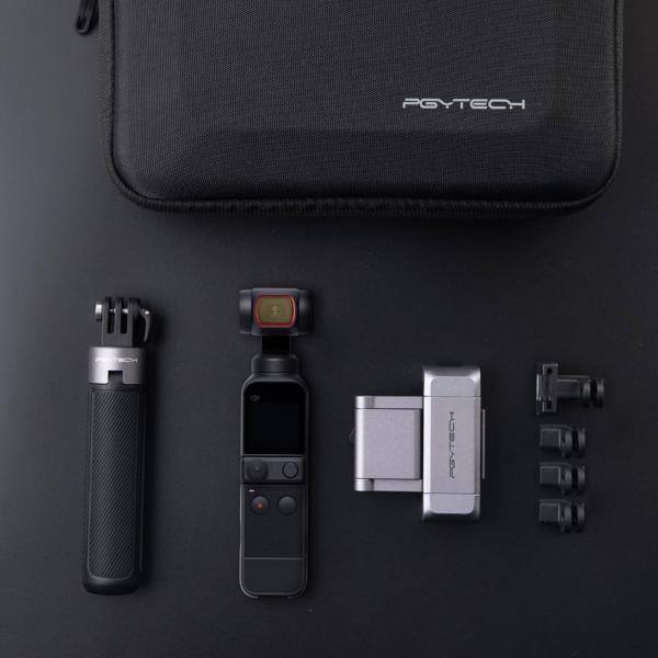 PGYTECH Vlog Set für OSMO Pocket & Pocket 2
