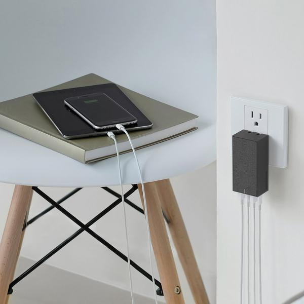 Native Union SMART 4 Charger (3x USB & 1x USB-C)