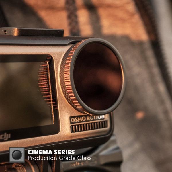 PolarPro DJI OSMO Action Cinematographers 10 Filter Set REFURBISHED
