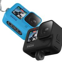 GoPro Sleeve & Lanyard HERO9 Black