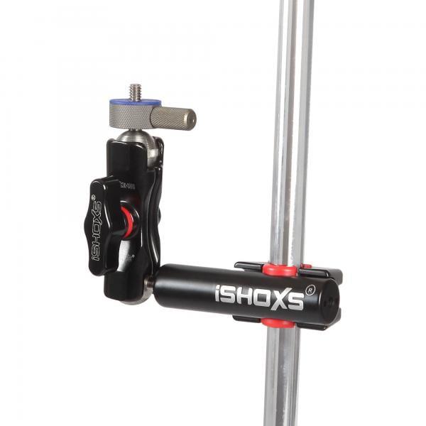 iSHOXS Strut Mount ProX Rohrhalter für dünne Streben