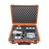 TOMcase XT465 orange Inlay schwarz für Mavic Air 2 & Air 2S