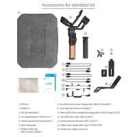 Feiyu-Tech AK2000 S Standard Kit exkl AKF2 REFURBISHED