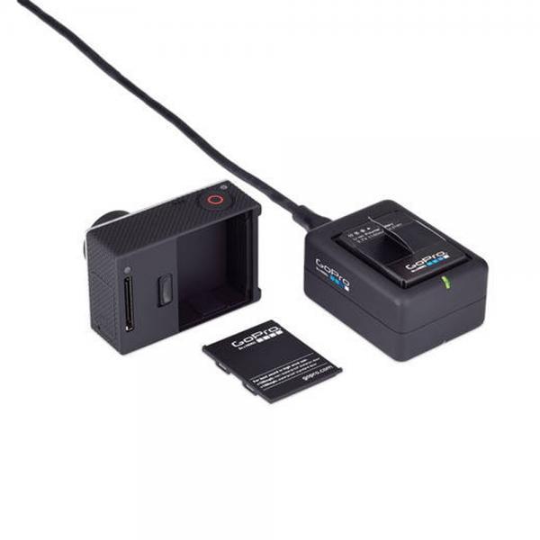 GoPro Duo-Charger für 2 Akkus Refurbished