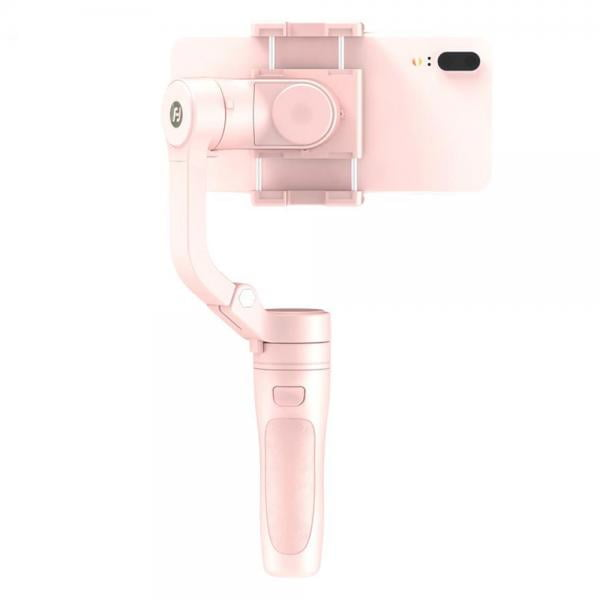Feiyu-Tech VLOGpocket Smartphone Gimbal pink