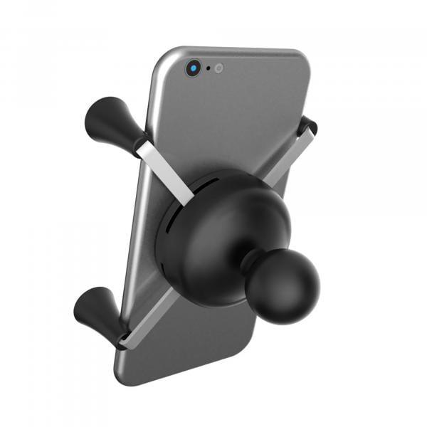 RAM Mounts X-Grip-Halteklammer für Smartphones - B-Kugel (1 Zoll) RAM-HOL-UN7BU