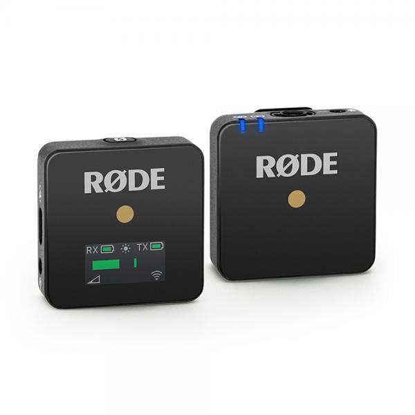 Rode Wireless GO black REFURBISHED