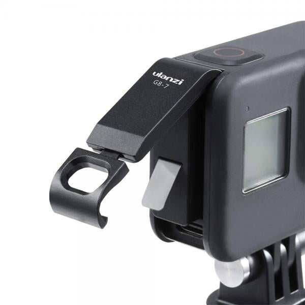 Ulanzi G8-7 Akkufachdeckel für Dauerstromversorgung für HERO8 Black