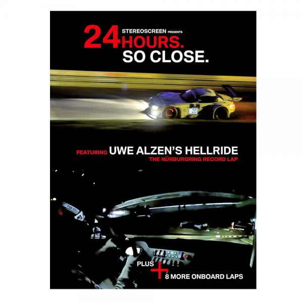 24 HOURS. SO CLOSE. DVD & BLU-RAY
