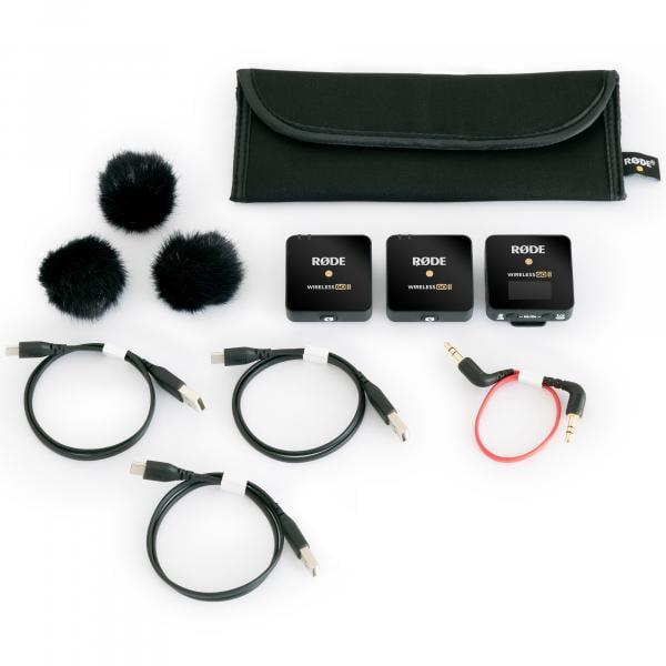 Rode Wireless GO II black