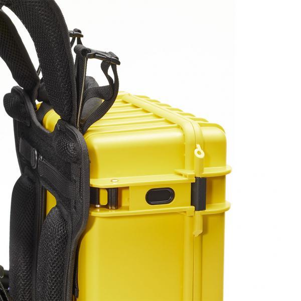 B&W BPS Rucksacksystem für Case 5000 + 5500 + 6000