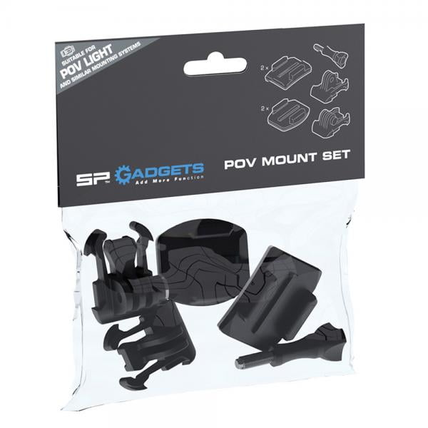 SP Gadgets Mount Set