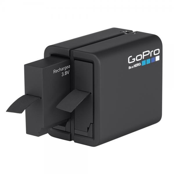 GoPro Dual Battery Charger incl. HERO4 Akku
