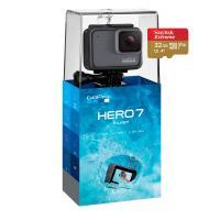 GoPro HERO7 Silver incl 32GB SD Karte