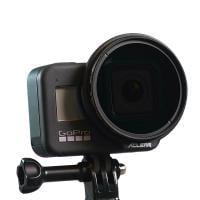 xclear PRO-REPEL CPL-Filter 52mm für HERO8 Black