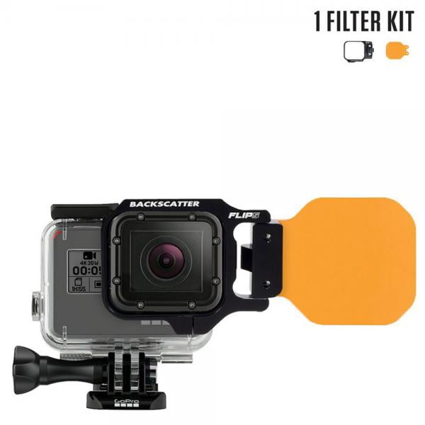 Backscatter FLIP7 Single Kit mit DIVE-Filter