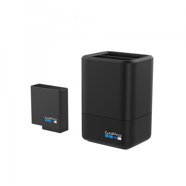 GoPro Dual Battery Charger incl. HERO5-7 Black Akku