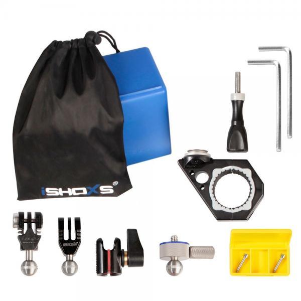 iSHOXS BullBar ProX 30-34mm mit Swivel Modul
