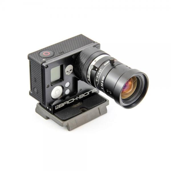 computar 8,0mm M0824-MPW2 F2.4-16, 2/3, C-Mount Objektiv