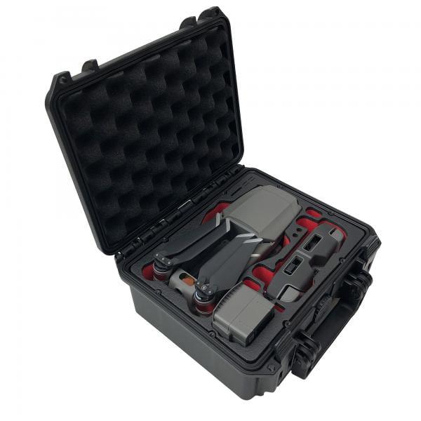 TOMcase XT235 DJI Mavic 2 Kompakt Case black-red